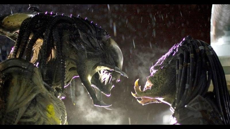 Чужой против Хищника 2004 Жанр ужасы фантастика боевик триллер приключения