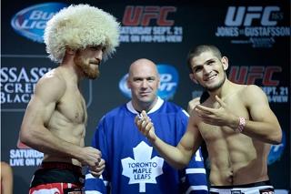 UFC 165: Jones vs. Gustafsson (Взвешивание)