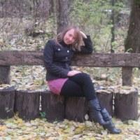 Фотография страницы Марины Углановой ВКонтакте