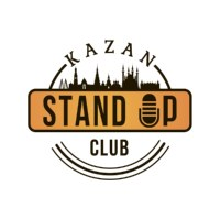 Логотип Stand Up Club Kazan