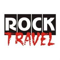 Логотип Rock Travel / Автобусные туры на концерты