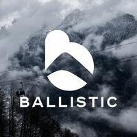 Логотип Ballistic / Сноу / Серф / Лонг / Туры / Тюмень