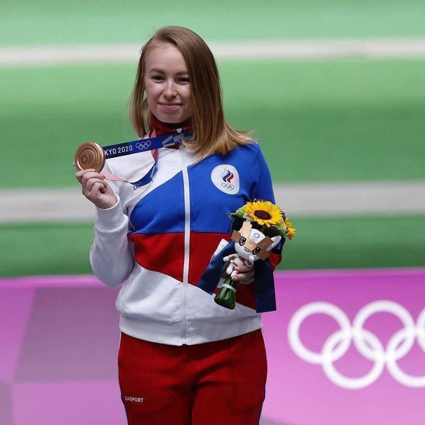 Ещё одна Олимпийская медаль едет в Удмуртию!