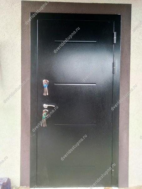 ❓Вам нужна входная дверь специально для установки ...