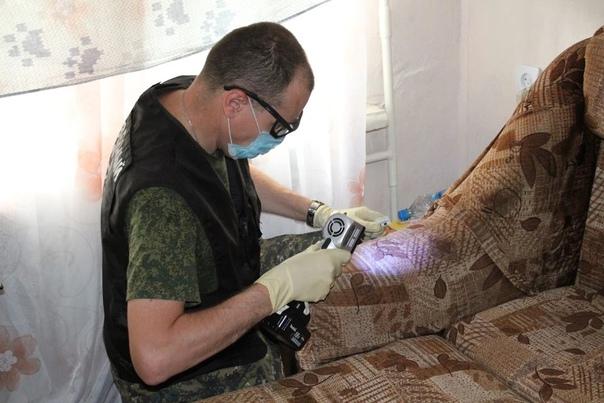 В селе Самарской области нашли труп исколотого нож...