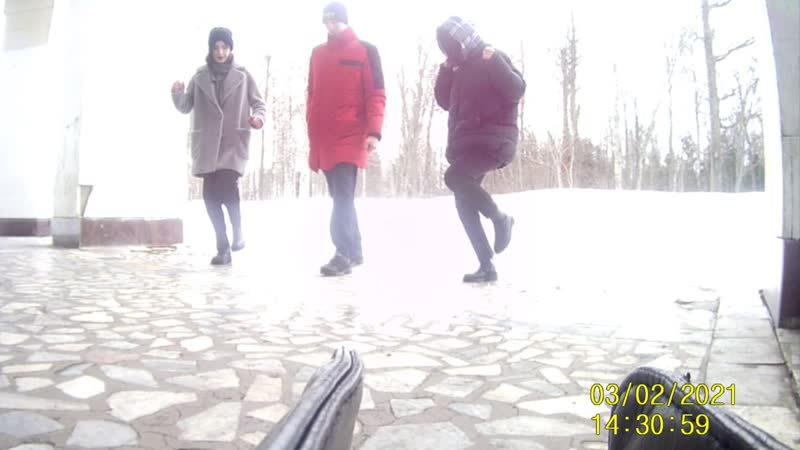 ШАФЛ ТРЕНИРОВКА В ТРОЁМ