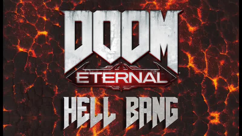 Doom Eternal Hell Bang DOOMКРУТО