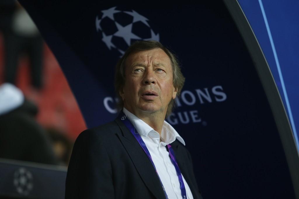 Юрий Павлович Семин, футбольный тренер