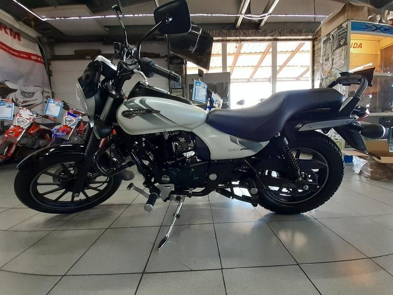 Обзор Мотоцикла BAJAJ Avenger 220 Street, изображение №5