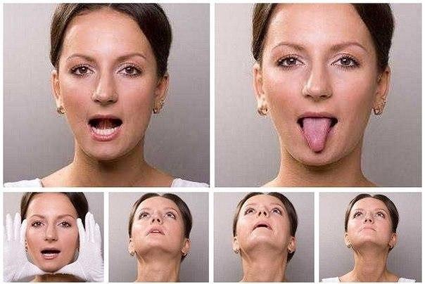 Идеальный подбородок Фейсбилдинг (facebuilding) поистине творит чудеса:избавляет от морщинок, служит мощным профилактическим средством от акне, укрепляет кожу лица, повышает тонус и устраняет