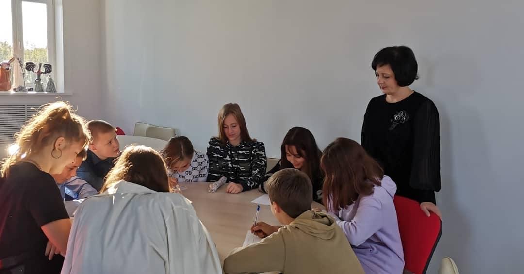 В Центре «Точка роста» школы №1 города Петровска началась плановая проектная работа