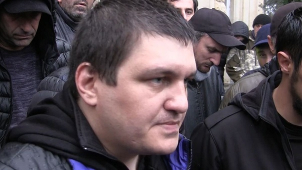 Заявление Движения Захара Прилепина в связи с арестом в Абхазии Ахры Авидзба, позывной «Абхаз»