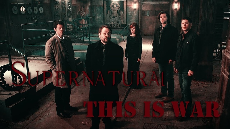 Supernatural This is War Song Video Request AngelDove