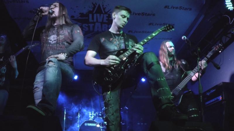 Age of Rage Dance of Immortals live in LiveStars club