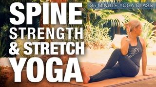 Spine Strength & Stretch Yoga Class - Five Parks Yoga