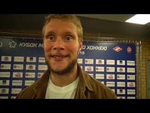 Сергей Андронов Мысли о НХЛ были, но я остался в ЦСКА, чтобы защитить титул.