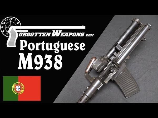 Portugal's MG 13 the M938 Light Machine Gun