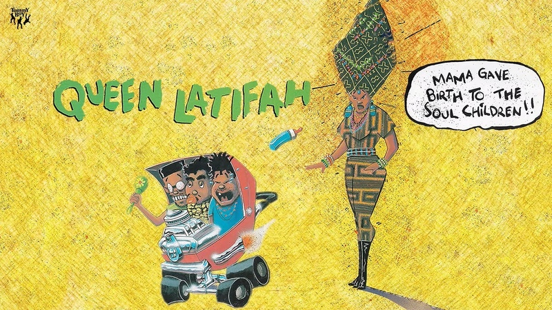 Queen Latifah Mama Gave Birth to the Soul Children feat De La Soul LP Version