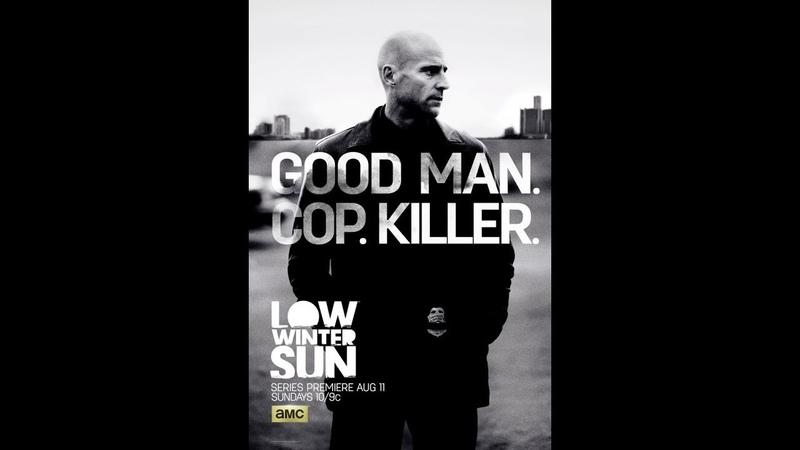 Низкое зимнее солнце 1 серия криминал драма триллер детектив США