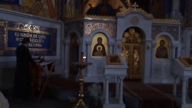Live: Община Храма Рождества Христова. Города Мытищи