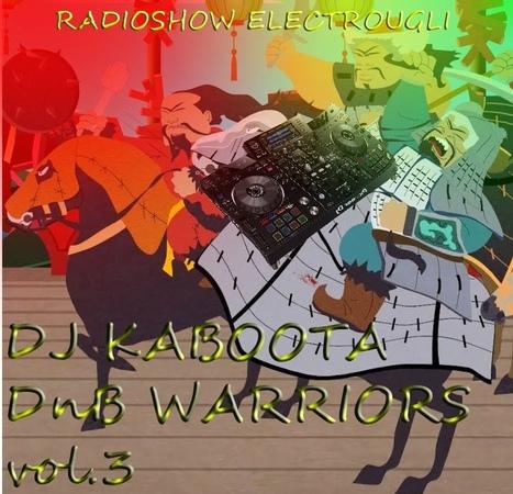 Radioshow Electrougli 31.01.2021 - DJ KaBoota guest mix - DnB Warriors vol.3 35