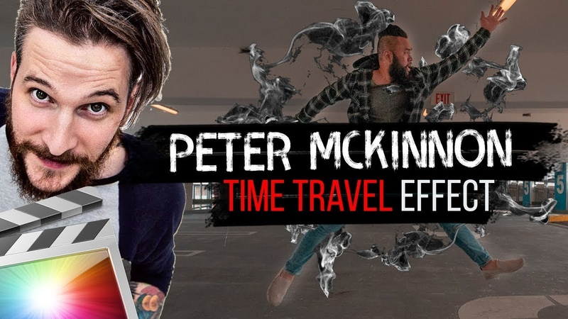 Peter McKinnon Time Travel Effect | Final Cut Pro X Tutorial