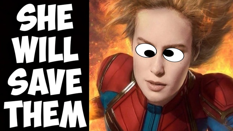 Marvel is banking on Brie Larson Captain Marvel 2 release date is the Endgame of Phase 4