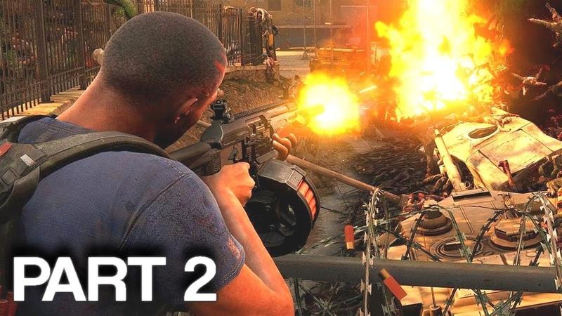 WORLD WAR Z GAME OF THE YEAR (WWZ GOTY) DLC Gameplay Walkthrough Part 2 - EPISODE 5
