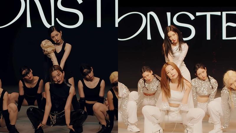 Red Velvet IRENE SEULGI 'Monster' Top Note Middle Note Ver @ IRENE SEULGI THE STAGE