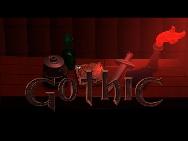 ЛЕГО Мультфильм - Готика | LEGO Gothic animation
