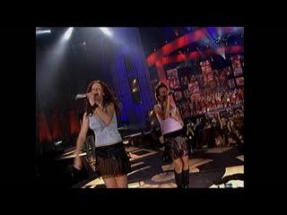 . - Выступление на Премии МУЗ ТВ 2003