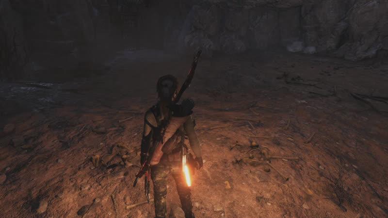Rise of the Tomb Raider DLC Баба яга