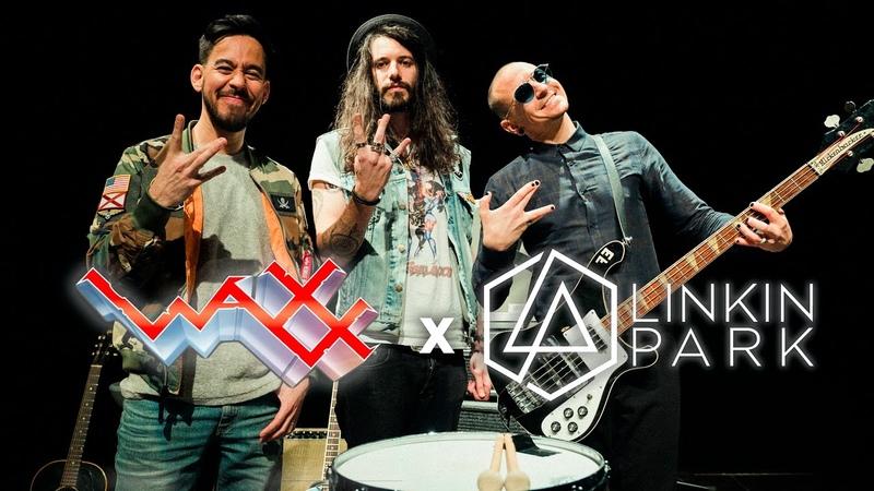 Heavy Linkin Park feat Waxx