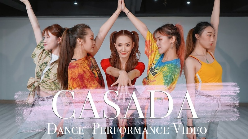 G Racie Casada Dance Performance Video