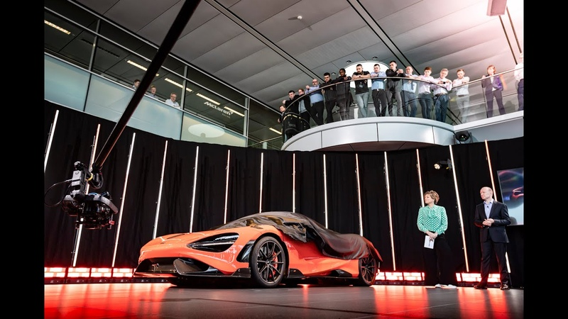 McLaren Motor Show 2020 Witness the next chapter in the LT story live from MTC