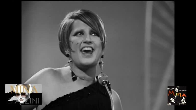 ♫ Mina Mazzini ♪ Brava Live at the BBC 1968 ♫