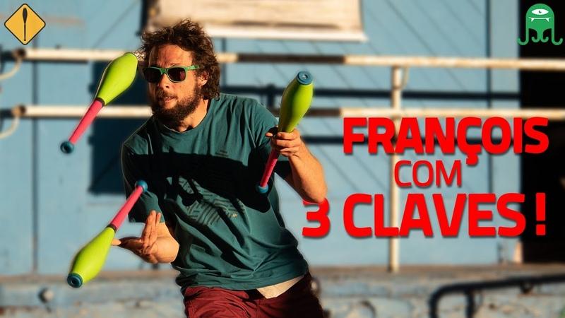 SÓ ELE PRA MANDAR ESSA COM 3 CLAVES François Só Freestyles 8ª temporada