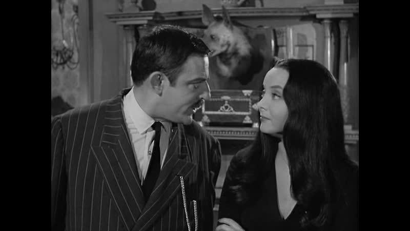 Семейка Аддамс 1964 1966 S01E22 Амнезия в семейке Аддамс