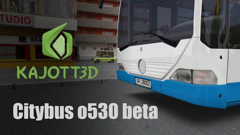 V0 53 Citybus o530 beta by Kajott3d OMSI 2 Download
