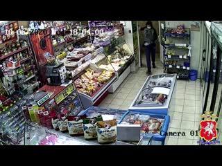 Полиция задержали злоумышленника, за разбойные нападения на магазины. г. Севастополь