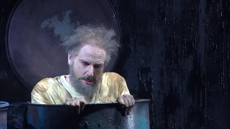 Opera NEW VOD György Kurtágs Fin de partie Endgame La Scala 2018
