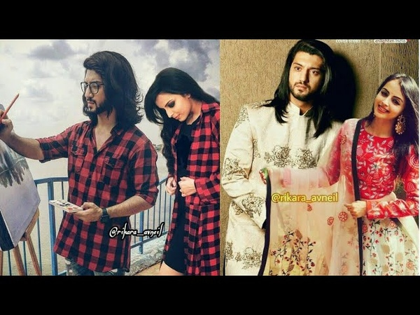 Kunal jaisingh omkara shrenu parik gauri of ishqbaaz couple style photo stylish dress pic