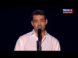 """Дмитрий Певцов исполняет арию из оперы """"Юнона и Авось"""""""