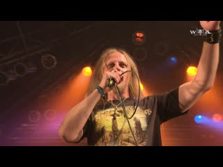 NIGHT IN GALES - Live At Wacken Open Air 2019