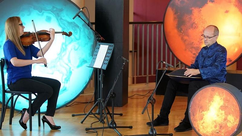 W łączności z muzyką - Maria Tomala i Jacek Rurak | koncert online