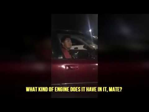 I translated what kind of engine that mate has