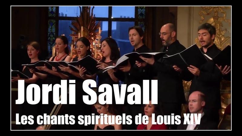Le nuit des rois Les chants spirituels au temps de Louis XIV | Jordi Savall