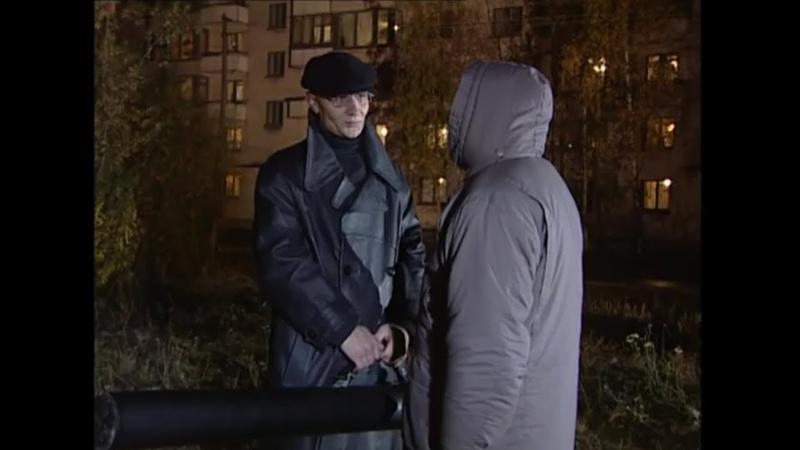 Бандитский Петербург Барон - Череп ставит задачу Ващанову.