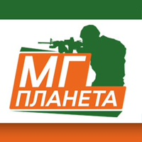 "Логотип МГ ""Планета"". Страйкбол в Челябинске"