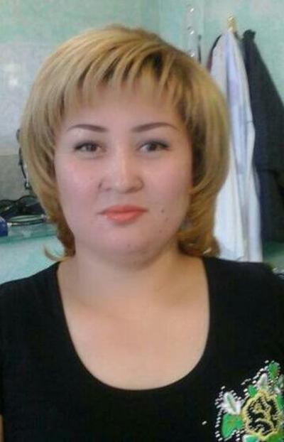Роза Борибай